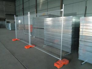 jual pagar temporary fence temporer