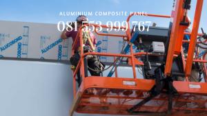 Aluminium Composite Panel , aplikator acp, kontraktor acp, jasa pasang acp, acp seven